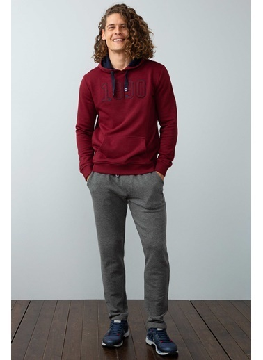 U.S.Polo Assn. Sweatshirt Bordo